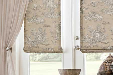 Indoor Curtains - Zebrablinds.com