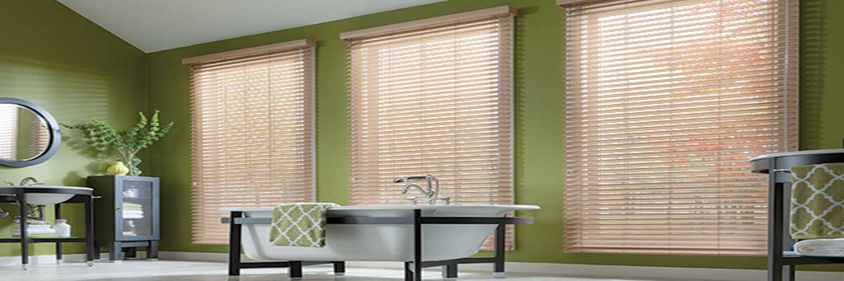 Composite Blinds The Best Bathroom Window Coverings