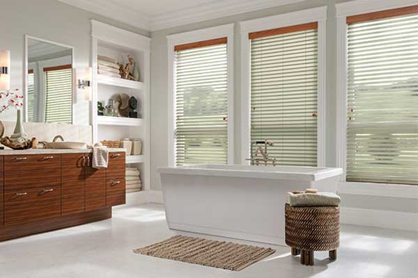Composite blinds the best bathroom window coverings - Best blind for bathroom ...