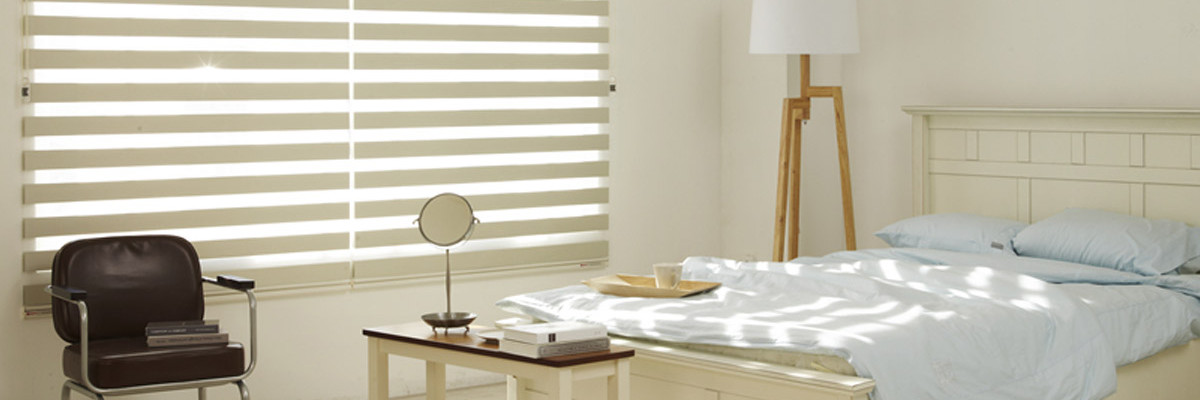 Zebra Sheer Shades - ZebraBlinds.com