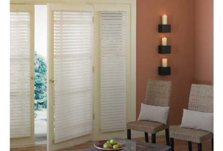 French-Door-Shangrila-Sheer-Shades : door shades - Pezcame.Com